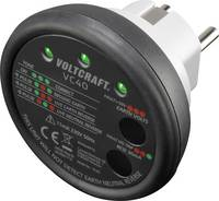 Konnektor dugalj teszter VOLTCRAFT VC40 VOLTCRAFT