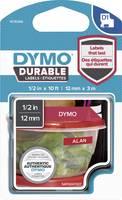 Feliratozó szalag DYMO D1 1978366 Vinyl Szalagszín: Piros Szövegszín:Fehér 12 mm 3 m DYMO
