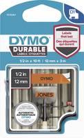 Feliratozó szalag DYMO D1 1978367 Vinyl Szalagszín: Narancs Szövegszín:Fekete 12 mm 3 m DYMO