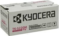 Kyocera Toner TK-5220M 1T02R9BNL1 Eredeti Bíbor 1200 oldalak (1T02R9BNL1) Kyocera