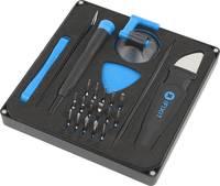 GSM mobiltelefon szétszedő, telefon nyitó készlet, multimédiás BIT készlet iFixit Essential Electronics V2 60585 iFixit
