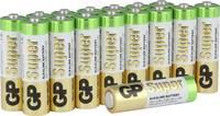 GP Batteries Super Ceruzaelem Alkáli mangán 1.5 V 16 db GP Batteries