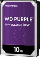 "Western Digital WD100PURZ Belső merevlemez, 8,9 cm (3,5"") 10 TB Purple™ Bulk SATA III Western Digital"