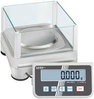 Precíziós mérleg Kern Mérési tartomány (max.) 350 g Leolvashatóság 0.001 g Hálózati adapterről üzemeltetett, Elemekről (PCD 300-3) Kern
