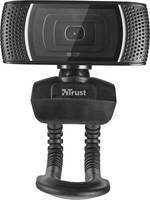 Trust Trino HD webkamera 1280 x 720 pixel Csíptetős tartó Trust