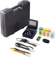 Kombinált mérőműszer, vezetőképesség, pH, Redox (ORP), hőmérséklet, sótartalom, Voltcraft KBM-700 VOLTCRAFT