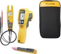 Fluke T6-600/62MAX+/1ACE Kézi multiméter, Elektroteszter digitális CAT III 600 V Kijelző (digitek): 2000 Fluke