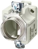 Siemens 5SF1205 Diazed biztosíték foglalat Biztosíték méret = DIII 63 A 690 V/AC (5SF1205) Siemens