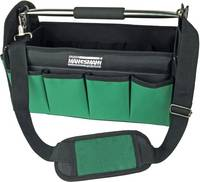 Brüder Mannesmann Univerzális Szerszámos táska tartalom nélkül 1 db (Sz x Ma x Mé) 410 x 260 x 210 mm Brüder Mannesmann