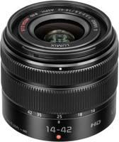Zoom objektív Panasonic Lumix G Vario 3,5-5,6/14-42 II f/22 - 3.5 14 - 42 mm Panasonic