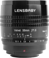 Standard objektív Lensbaby Velvet 56 Fuji X f/16 - 1.6 56 mm Lensbaby