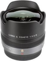 Halszem objektív Panasonic Lumix G 3,5/8 Fisheye f/22 - 3.5 8 mm Panasonic