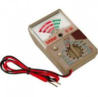 Becocell Elemteszter Superpart BT-934 Mérési tartomány (elemteszter) 1,2 V, 1,5 V, 3 V, 3,6 V, 3,7 V, 6 V, 9 V, 12 V Akk Becocell