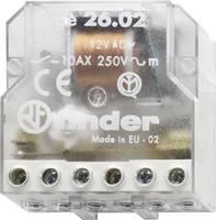 Léptető (impulzus) relé, 230 V/AC, 2 záró, 10 A, 250 V/AC, Finder 26.08.8.230.0000, 1 db Finder