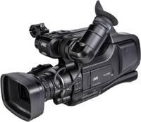 JVC JVC GY-HM70E Profi Kamera 7.6 cm 3 coll 12 Megapixel Optikai zoom: 10 x Fekete JVC