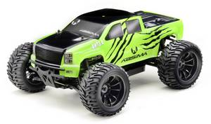 Absima AMT3.4 Brushed 1:10 RC modellautó Elektro Monstertruck 4WD RtR 2,4 GHz (12224) Absima