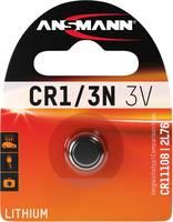 Ansmann CR1110 Gombelem CR 1/3 N Lítium 3 V 1 db Ansmann