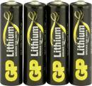Ceruzaelem Lítium GP Batteries Excellent FR6 1.5 V 4 db (07015LF-C4 ) GP Batteries