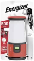 LED Kemping lámpás Energizer 360° 500 lm Elemekről üzemeltetett Piros/fekete E301315801 Energizer