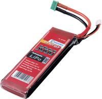 Conrad energy Akkucsomag, LiPo 7.4 V 3000 mAh Cellaszám: 2 20 C Soft doboz MPX Conrad energy