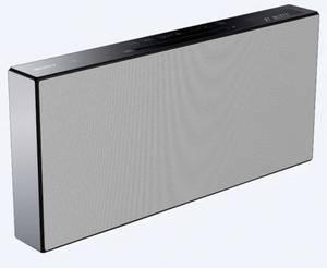 Sony CMT-X5CDBW Sztereo berendezés AUX, Bluetooth®, CD, DAB+, NFC, URH, USB, 2 x 20 W Fehér Sony