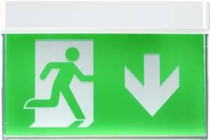 Sygonix Menekülési útvonal vészvilágítás Mennyezetre szerelhető magas, lefelé, bal, jobb Sygonix