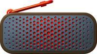 Boompods Blockblaster Bluetooth hangfal Kültéri, Vízálló Zöld, Narancs (BBORA) Boompods