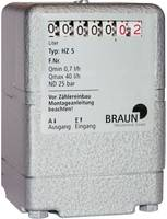 1 db HZ5 (F.T.) Braun Messtechnik (HW000402) Braun Messtechnik