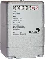 Fűtőolaj számláló 1 db HZ5 (F.T.) Braun Messtechnik (HW000402) Braun Messtechnik