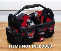 Einhell Bag 45/22 4530037 Szerszámos táska tartalom nélkül (H x Sz x Ma) 220 x 200 x 60 mm Einhell