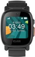 GPS adatgyűjtő és nyomkövető okosóra, fekete, Elari FixiTime 3  Elari