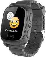 Elari KidPhone 2 GPS adatgyűjtő Személykövetés Fekete (KP-2 Black) Elari