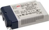 Mean Well LED meghajtó Állandó feszültségű 36 W 3 A 12 V/DC Dimmelhető, Bútorhoz alkalmas (IDLV-45-12) Mean Well