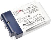 Mean Well LED meghajtó Állandó áramú 45.15 W 1050 mA 26 - 43 V/DC Bútorhoz alkalmas (IDLC-45-1050DA) Mean Well