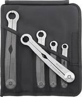 Racsnis egygyűrűs kulcs készlet 5 részes 10 - 19 mm Stahlwille 240/5 96411005 (96411005) Stahlwille