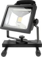 LED Munkalámpa Akkuról üzemeltetett, Hálózatról üzemeltetett SILA 306014 Black Edition 20W 10 W, 20 W 1800 lm (306014) SILA