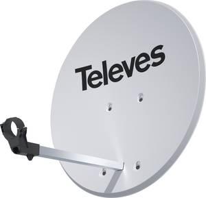 Televes S630ISD-W SAT antenna 63 cm Reflektor anyaga: Üvegszál erősítésű műanyag Fehér Televes