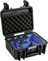 B & W outdoor.cases Typ 3000 Kültéri koffer Alkalmas: DJI Mavic 2 (3000/B/Mavic2V2) B & W