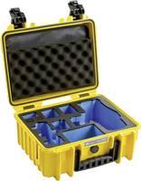 B & W outdoor.cases Typ 3000 Kültéri koffer Alkalmas: DJI Mavic 2 (3000/Y/Mavic2V2) B & W