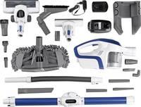 CleanMaxx 09122 Akkus kézi porszívó 14.8 V Szürke, Kék CleanMaxx
