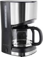 EMERIO CME-111063 Kávéfőző Nemesacél, Fekete Kapacitás, csésze=6 EMERIO
