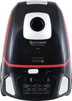 SAUBER V20 Porszívó 600 W Fekete, Piros, Ezüst (VE-110452.2) SAUBER