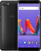 WIKO HARRY 2 16 GB 5.45 coll (13.8 cm) Dual-SIM Android™ 8.1 Oreo 13 MPix Antracit WIKO