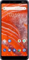 Nokia 3.1Plus 16 GB 6 coll (15.2 cm) Dual-SIM Android™ 8.1 Oreo 13 MPix Kék Nokia