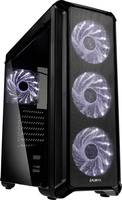 Midi torony Számítógép ház Zalman I3 Fekete (I3) Zalman