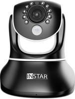 INSTAR IN-8015 Full HD PoE black 10082 LAN IP Megfigyelő kamera 1920 x 1080 pixel INSTAR