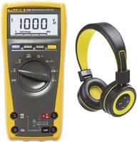 Fluke FLK-175EDSNF/HP Kézi multiméter digitális CAT III 1000 V, CAT IV 600 V Kijelző (digitek): 6000 (5051189) Fluke