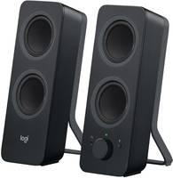 Logitech Z207 2.0 Számítógép hangszóró Bluetooth™, Vezetékes 10 W Fekete Logitech