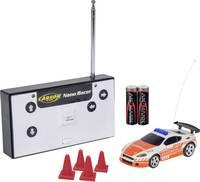 Carson Modellsport 500404180 Nano Racer Feuerwehr 1:60 RC kezdő modellautó Elektro Bevetési jármű 2WD Carson Modellsport