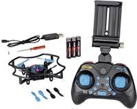 Carson Modellsport Dragonfly FPV Quadrokopter RtF Kezdő, Kamerás repülés (500507137) Carson Modellsport